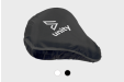 Bike seat covers sustainably personalised with Helloprint