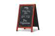 Chalk A-board pavement Signs Printing UK