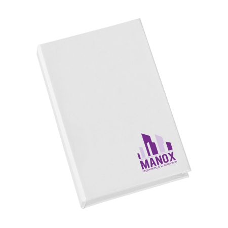 A mini memo notebook available with cheap custom printing solutions and quick delivery at Helloprint