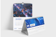 Personalised stationery - order calendars online for your business with HelloprintConnect