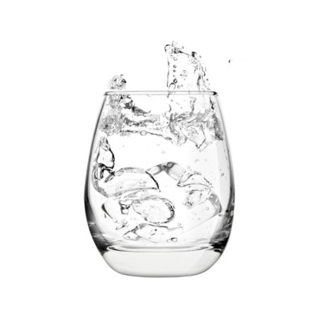 A product image of a 33 cl whiskey glass available to be printed with a personalised logo or image on the side at Helloprint