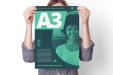 Cheap A3 Poster Printing all over the UK | Free delivery and 100% satisfaction guarantee for all poster sizes with uprint.be