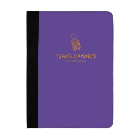 A4 notebook ideal for employees or students. At Helloprint you can personalise it with your own logo or design.