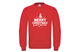 Personalised Ugly Christmas Jumper printed with your own design at leafletsprinting.com