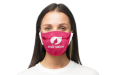 Cheap polyester printed face mask available at Helloprint
