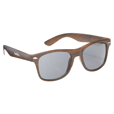 Sunglasses | Wood look
