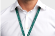 Branded lanyards in any colour you want - available online at HelloprintConnect