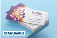 Cheap Standard Business Card Printing all over the UK | Free delivery and 100% satisfaction guarantee for all personalised business cards with HelloprintConnect