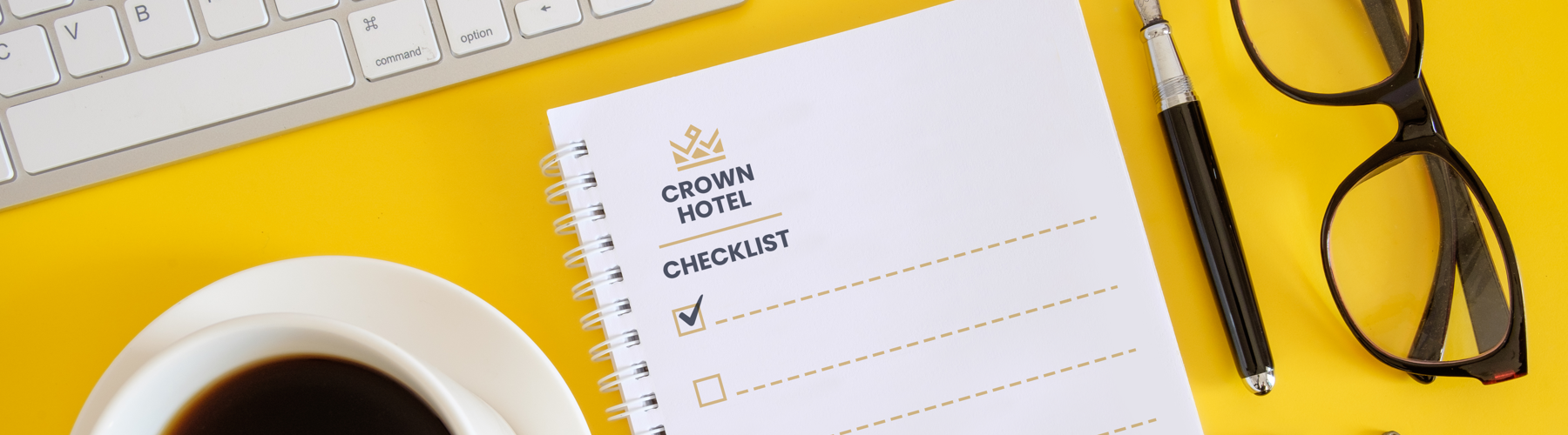The Ultimate Print Product Checklist for Your New Hospitality Business