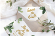 Custom Printed Wedding invitations available at Helloprint