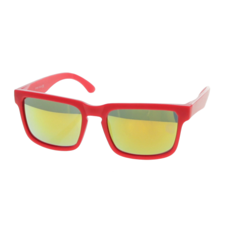 Sunglasses | Mirrored lenses