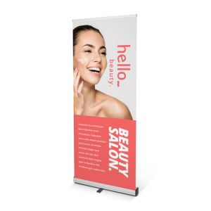 gepersonaliseerde Promo roll-up banners