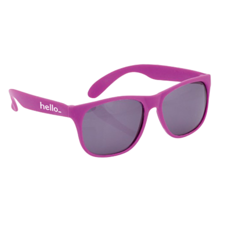 Sunglasses | Matte finish