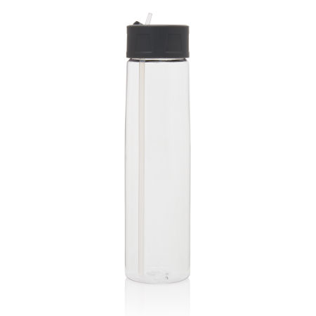 Custom Tritan Bottle with Straw,  available at Helloprint
