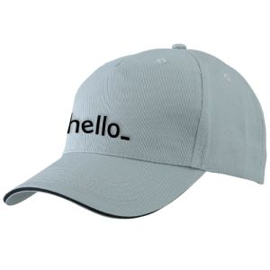 Sandwich Premium Cap with logo
