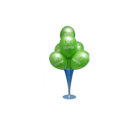 Cheap high quality table balloons produced by Helloprint, ideal for company dinners and events to lighten up the room.
