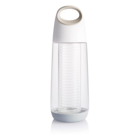 Customisable Bopp Fruit Infuser Bottle with Top Handle, available at Helloprint