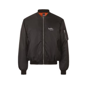 standing Middle Weight Bomber Jacket Sol's