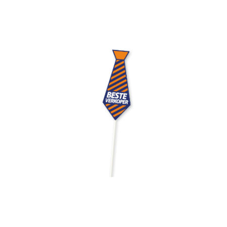 Tie on a stick which can be used as a photo prop at an event or party.