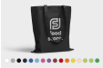 Personalised shopping bags to promote your business with Helloprint
