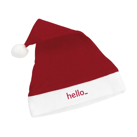 Cheap Christmas season Santa hat with with Helloprint. Learn more about our printed hat products and order print online.