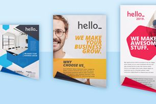 How to Design Flyers for Business