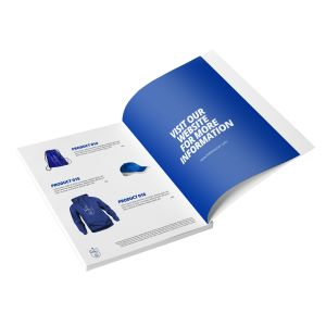 Perfect Bound Brochures  personalisation