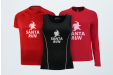 Personalised Sportwear, perfect for an original Christmas Gift