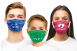 Masques de protection polyester