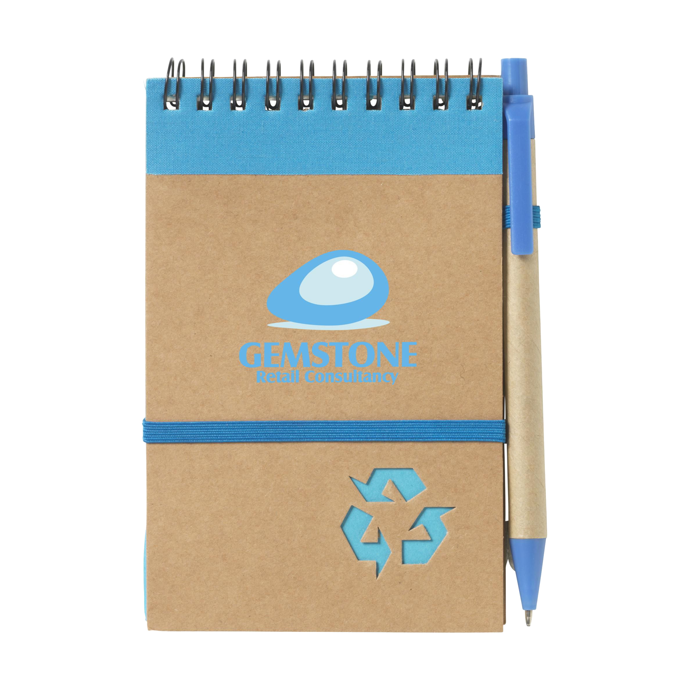 Carnets recyclés - Format Medium
