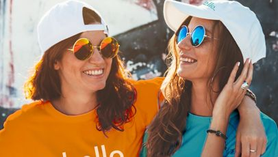 How to Use Team Uniforms to Put a Smile On Your Customer's Face This Summer
