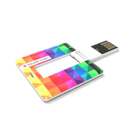Cheap printed USB square cards at Helloprint. Learn more about our products and easily order print online.