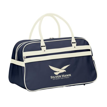 Get your uniquely designed retro sports bag printed at Helloprint. Perfect for when you're traveling or on the go.