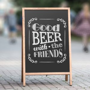 Cheap Custom Chalkboard Printing UK
