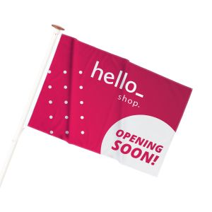 Facade Flags personalisation