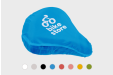 Order cheap and eco-friendly bike seats personalised with your logo at Helloprint