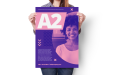 Cheap A2 Poster Printing all over the UK | Free delivery and 100% satisfaction guarantee for all poster sizes with uprint.be