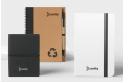 Personalised stationery - order notebooks online for your business with Helloprint