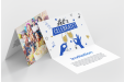 Print professional cards and invitations for cheap and in high quality with Helloprint