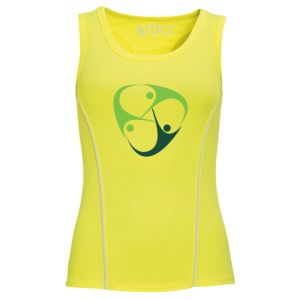 Running Vests personalisation