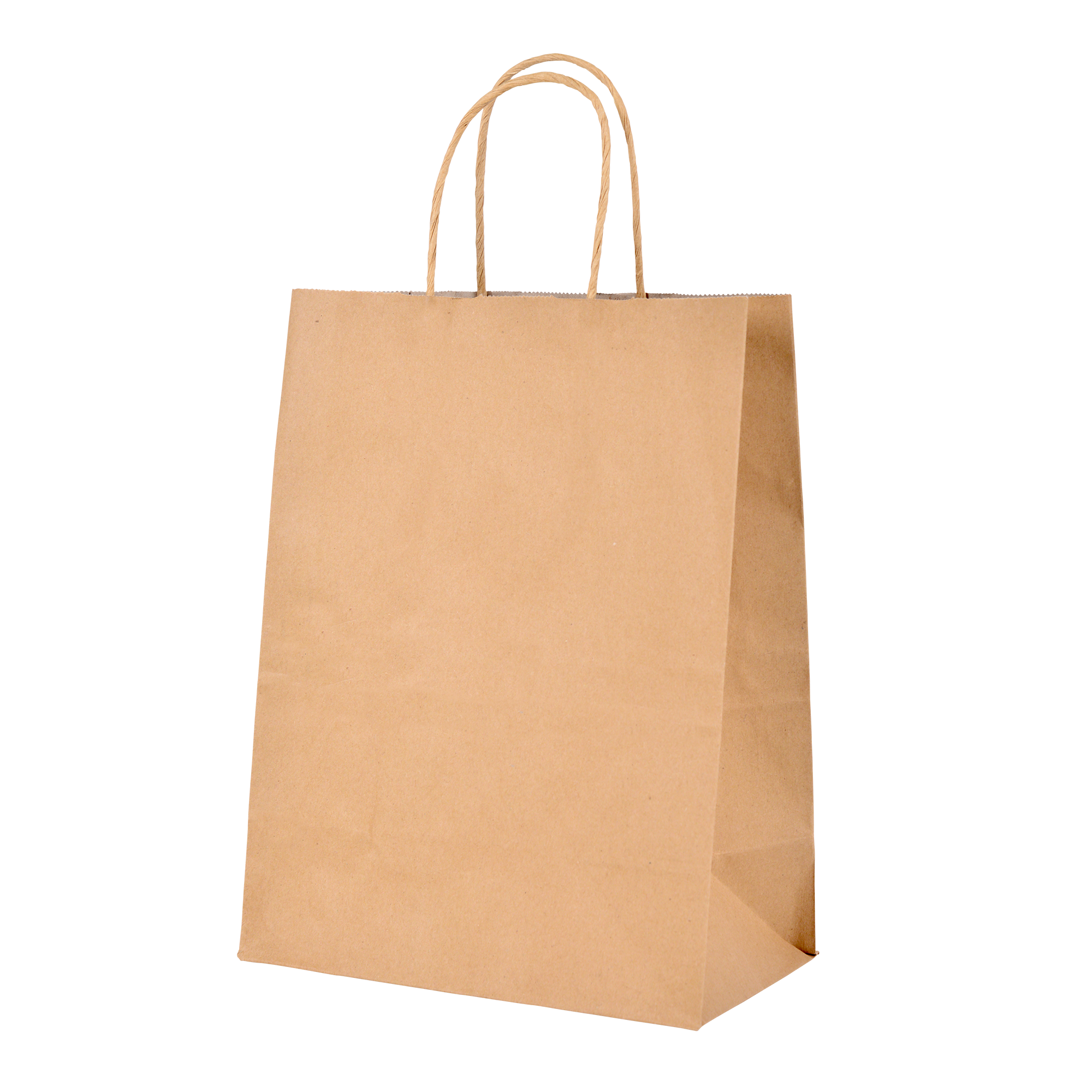 Kraft paper bags full colour