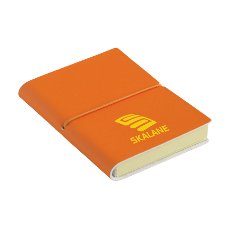 Notebooks A7 size by Helloprint are essential stationery and suitable for corporate gifts. Personal it with your logo and design
