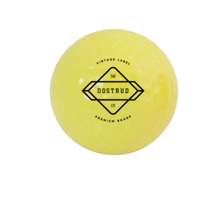 Cheap golf balls with Drukzo. Learn more about our products and easily order print online.