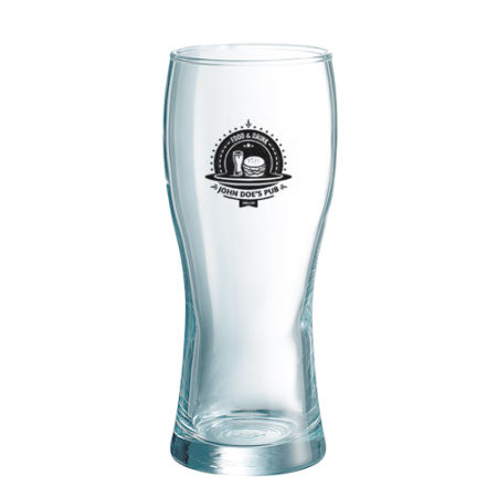 A 32 cl beer class available with customised printing options for a cheap price at Helloprint