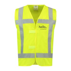 Safety vest Tricorp with logo
