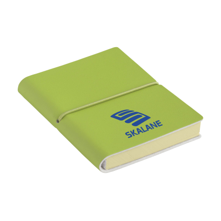 Pocket A7 notebook. Handy to note your idea, make note. Portable. Awesome for your colleagues. Produced by Helloprint