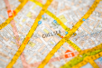 A map icon of Kensington & Chelsea used to indicate that Helloprint offers printing solutions in Kensington & Chelsea