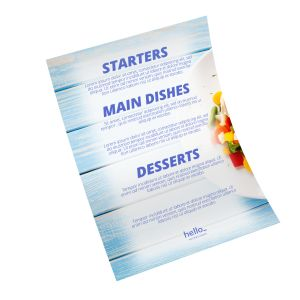 Unfolded Menus personalisation