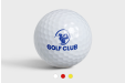 Personalised golf balls, printed with your company design, logo or name