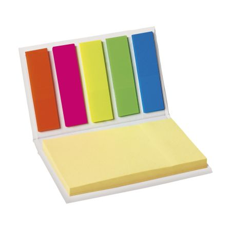 An open minimemo notebook available at Helloprint with customised printing solutions for a cheap price